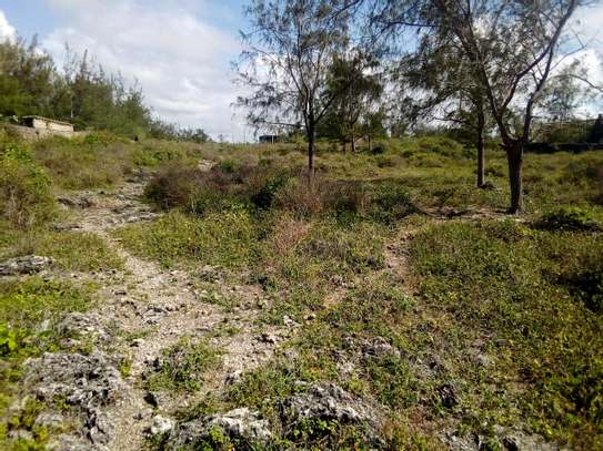 The Beach plot for sale in watamu image 6
