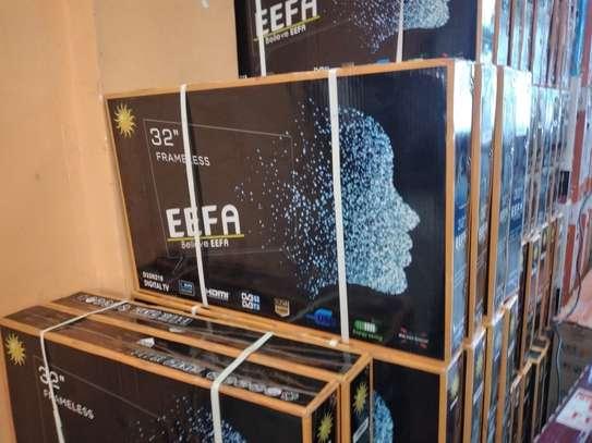 Eefa 32inches  digital frameless tv image 1
