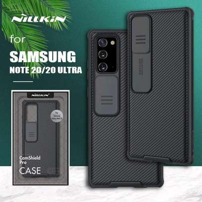 NILLKIN CAMSHIELD PRO COVER CASE FOR SAMSUNG GALAXY NOTE 20 AND NOTE 20 ULTRA PRICE IN KENYA image 1