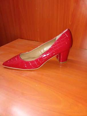 Ladies official shoes