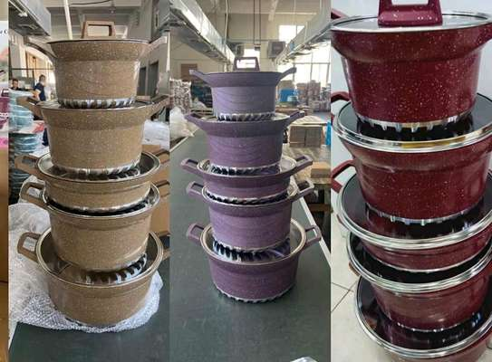 Bosch cooking pots from Germany on offer image 2