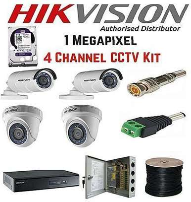 CCTV 4 CHANNEL image 2