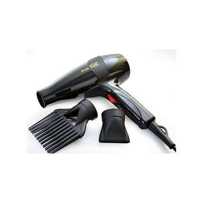 Ceriotti Hair Straightener And Blow dry - Black