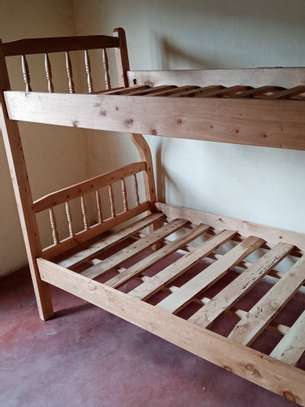 Double decker bed image 6