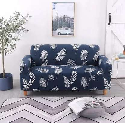 Quality Printed sofa covers for 3 seaters image 1