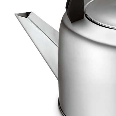 RAMTONS TRADITIONAL ELECTRIC KETTLE 5 LITERS STAINLESS STEEL- RM/464 image 2