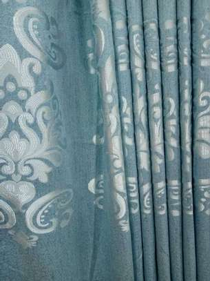 Beautiful curtains and sheers image 2