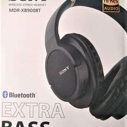 SONY MDR-XB900BT BLUETOOTH HEADPHONES image 3