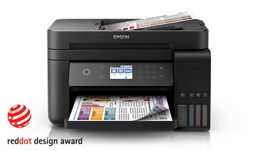 Epson L6170 Wi-Fi Duplex All-in-One Ink Tank Printer image 1
