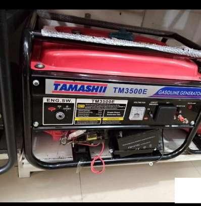 Tamashi Japan Gasoline Generator 2.5kva image 1