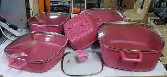 Granite Cookware set image 2