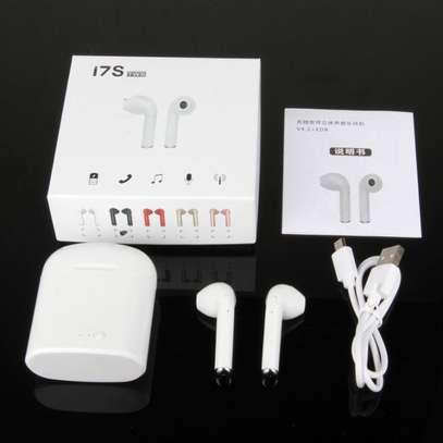i7 TWS Twins True Wireless Earbuds image 1