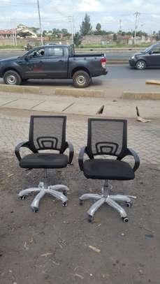 Secretarial chair image 1