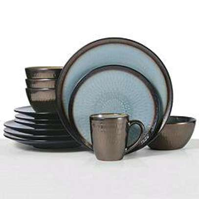 24 ceramic dinner set image 5