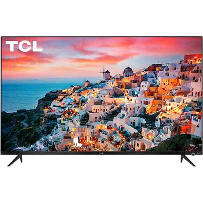 tcl 50 smart android uhd tv image 1