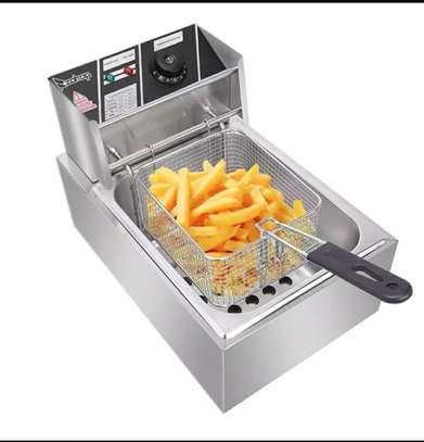 Nunix Electric Deep Fryer 6 Litre image 3