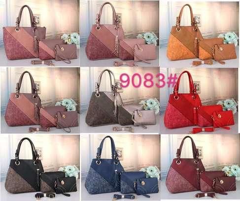 3 in 1 ladies handbags image 1
