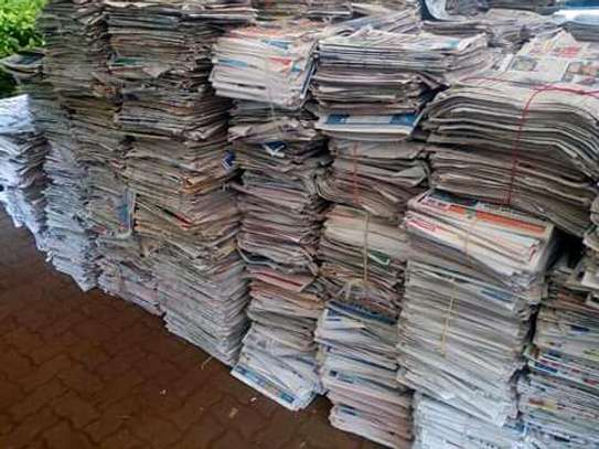 am buying old newspapers at 45 per kg