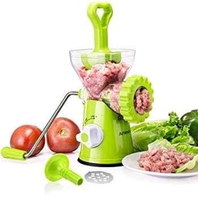 Multifunctional Manual Juicer/Manual Blender And Mincer image 3