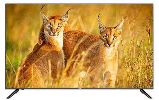 """Mooka Haier Mooka - 50"""" - UHD SMART TV image 1"""