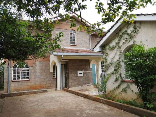 Riara Road - House, Townhouse image 1