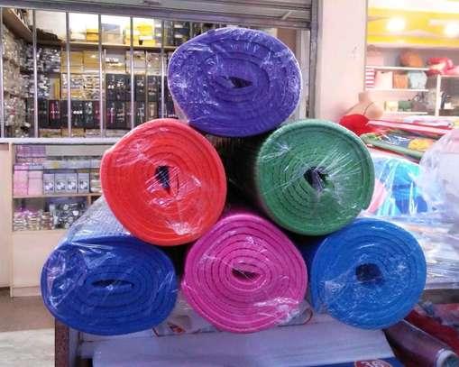 Colourful thick Yoga mats image 2