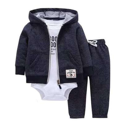 3pc 3 - 18 months boy outfit image 1