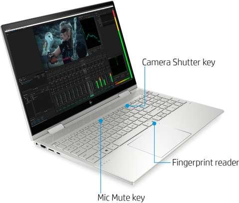 Hp Envy 15 x360 10th Generation Intel Core i7 Processor image 3
