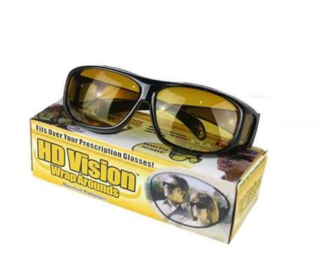 Night Vision Driving  Glasses image 1