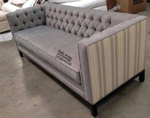 Three seater sofas/grey sofas/sofas image 1