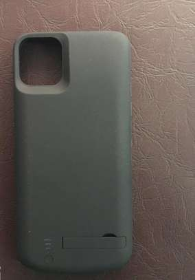 Power Case 6000mAh Battery Charger Case For iPhone 11  External Power Bank Charging Cover image 4