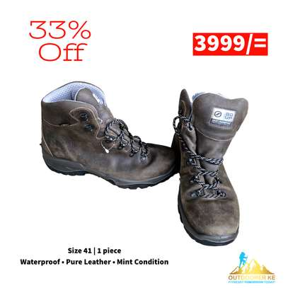 Premium Hiking Boots - Assorted Brands and Sizes image 5