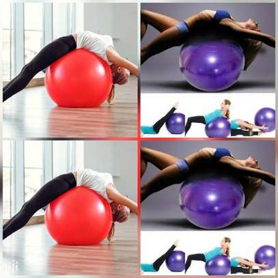 Exercise GYM Yoga Swiss Ball Fitness Pregnancy image 1