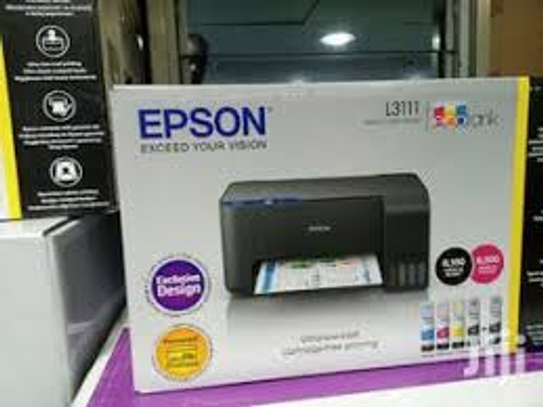 Epson L3111 EcoTank All-in-One Printer image 1