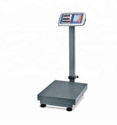 Economic platform/price computing 150kg electronic scale image 1