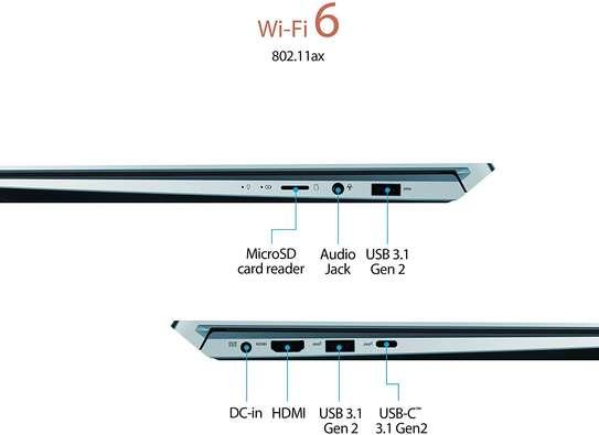 "ASUS ZenBook Duo UX481 Laptop, 14"" FHD NanoEdge Bezel Touch, Intel Core i7-10510U, GeForce MX250, 16GB RAM, 1TB PCIe SSD, Innovative ScreenPad Plus image 6"