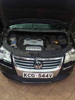 VW Golf Touran image 11
