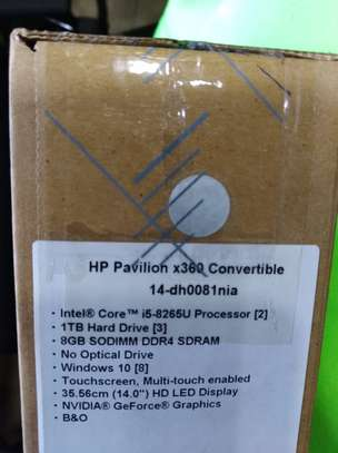 HP Pavilion 14 X360 Convertible Laptop image 10