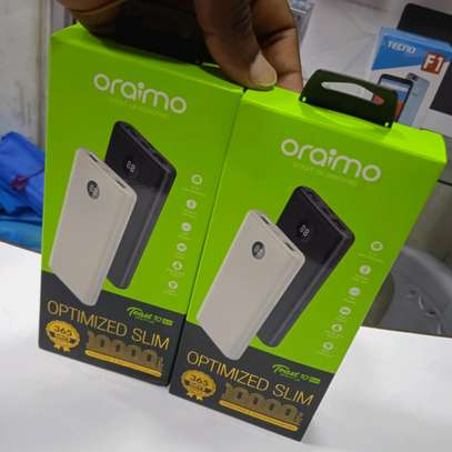 10,000mAh Powerbanks(Genuine Oraimo)-on Offer+Delivery image 2