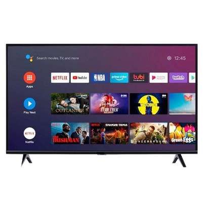 Boxed Hisense 32'' Frameless Smart Android TV With Bluetooth - 32A62KEN image 1