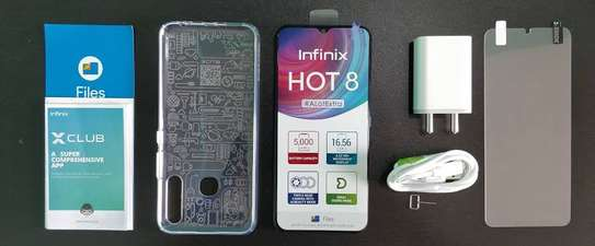 INFINIX HOT 8 3GB + 32 GB