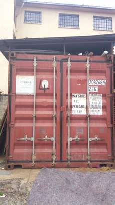 20ft Containers For Quick sale image 3