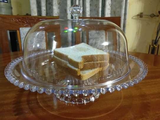 Acrylic cake stand (Multi-purpose) Size 33cm image 3