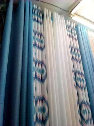 Curtains and Matching sheers image 14