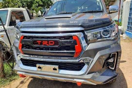 Toyota Land Cruiser Pickup 4.2 D image 4