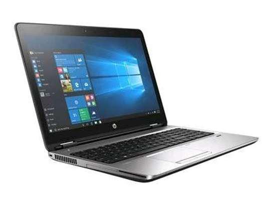 Hp notebook 650 g2 6th 8th gen 8gb ram 500gb HDD touchscreen image 3