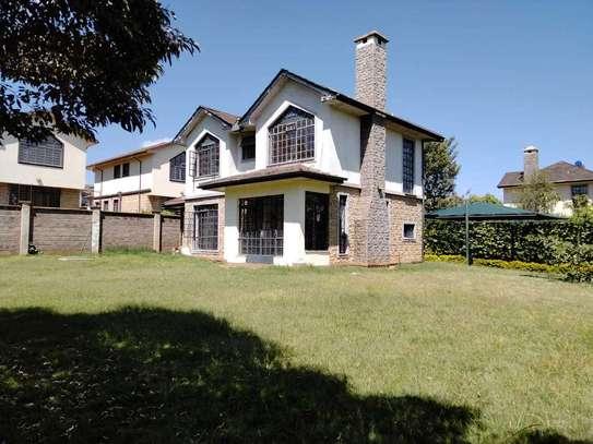 Stunningly Beautiful 3 Bedrooms MAISONETTE Along Kiambu Road image 5