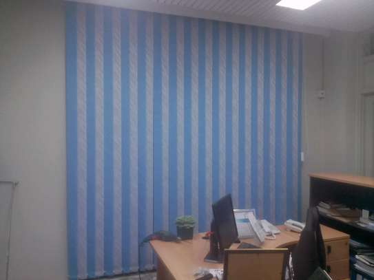 Office vertical Window Blinds image 3