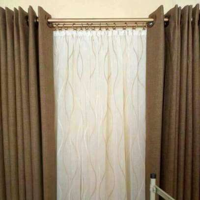 Shades of Brown Curtains and Sheers image 6