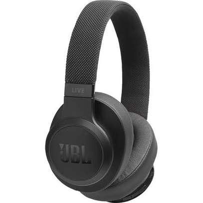 JBL LIVE 500BT Wireless Over-Ear Headphones image 1